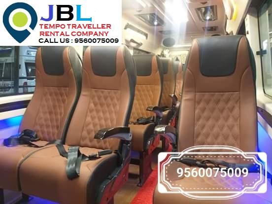 Tempo Traveller in Delhi
