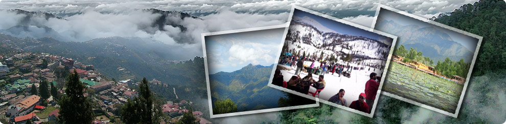 Tempo Traveller for mussoorie, mussoorie tour packages